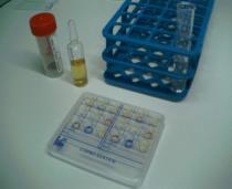 Detaliu Test pentru identificarea prezumtiva a patogenilor intestinali