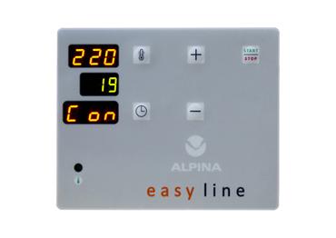 Etuva universala cu ventilatie naturala Alpina EG 40