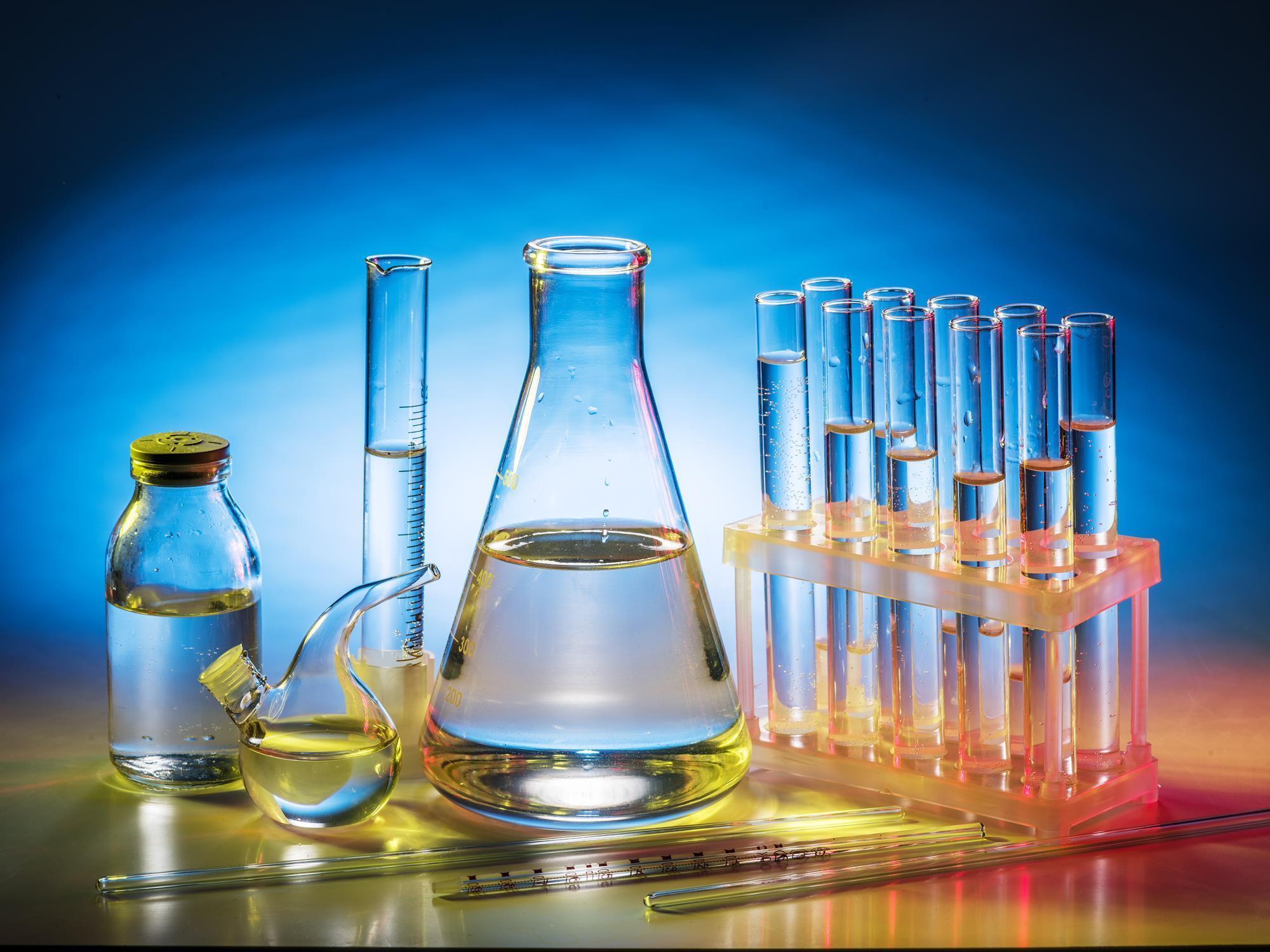 sticlarie de laborator