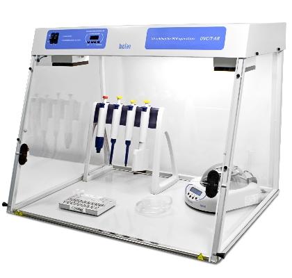 Hota PCR - UVC/T-AR cu recirculare de aer
